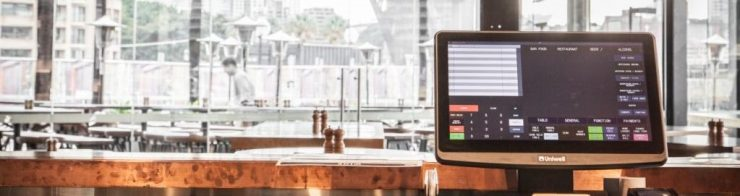 Uniwell comprehensive embedded Point of Sale solutions for hospitality and food retail #uniquelyuniwell